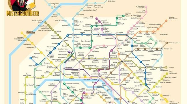 Découvrez le plan de la ligne 4 du métro parisien. Le plan RATP de la ligne 4 est conçu pour faciliter vos trajets, il est interactif et téléchargeable en format ...