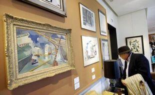 Jusqu'ici leader, le marché chinois des ventes aux enchères publiques d'art et d'objets de collection s'est effondré en 2012 avec un recul inattendu de 22% par rapport à 2011 alors que les ventes dans le monde ont reculé de 5,9%
