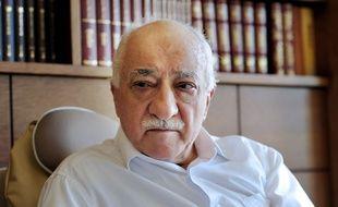Le prédicateur Fethullah Gülen, le 24 septembre 2013, dans sa résidence aux Etats-Unis.