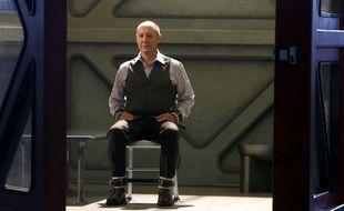 James Spader dans la première saison de la série