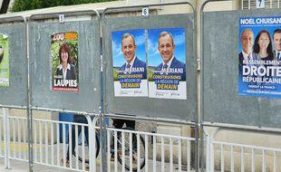 Les élections départementales ont lieu en même temps que les régionales (Illustration)