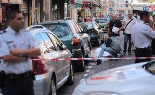 Un braqueur a été tué par balles par un bijoutier, mercredi 11 septembre 2013 à Nice.