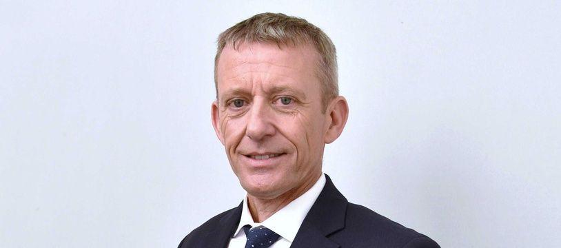 Christophe di Pompéo, député (LREM) du Nord.