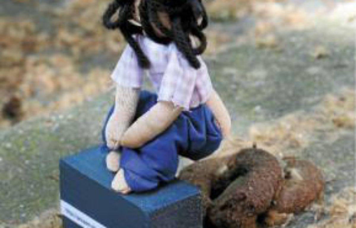 La première poupée déposée. –  Nicolas Marchand