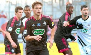 Lucas Mendes devrait être aligné avec Nicolas N'Koulou en défense centrale contre Ajaccio.