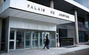Le palais de justice de Nanterre (Hauts-de-Seine), le 19 février 2019.