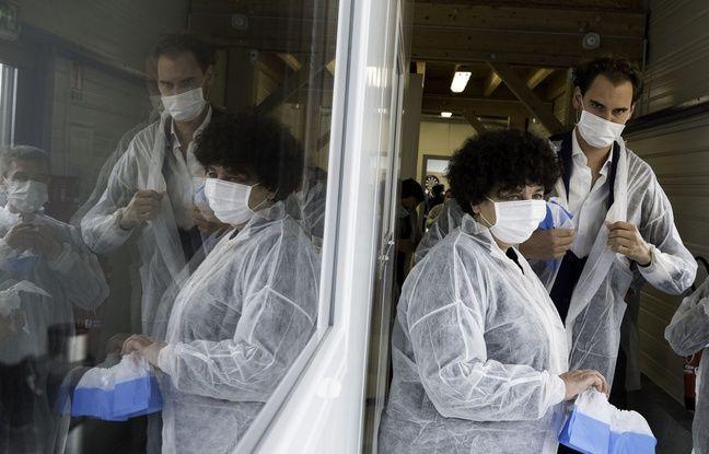 Coronavirus : Trente nouveaux morts en France pour un total de 29.843, net ralentissement des décès dans les Ehpad