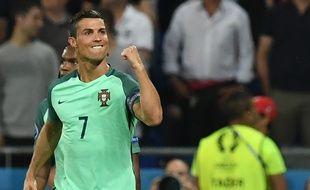 Cristiano Ronaldo a égalé Michel Platini ce mercredi en inscrivant son 9e but personnel dans l'histoire de Euro.