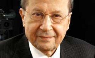 Le général libanais Michel Aoun