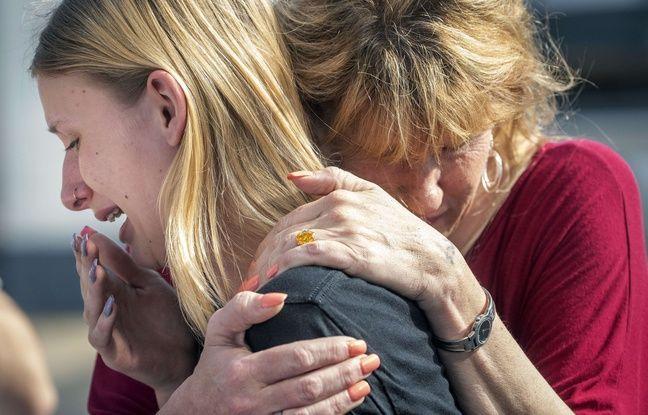 nouvel ordre mondial   VIDEO. Fusillade dans un lycée au Texas: Au moins 10 morts et 10 blessés, le suspect identifié