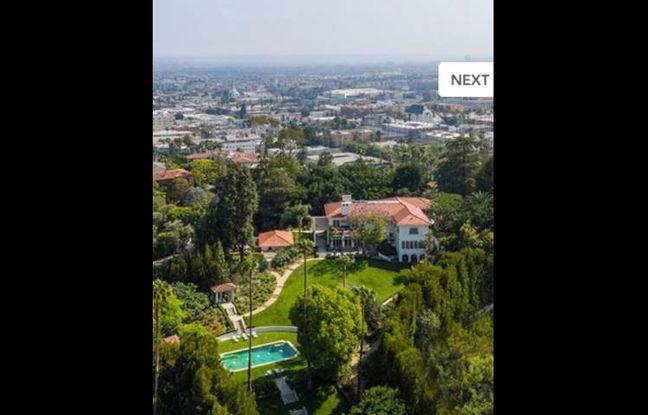 George clooney choisit les pr noms un manoir 23 millions de dollars pour - Acheter maison los angeles ...