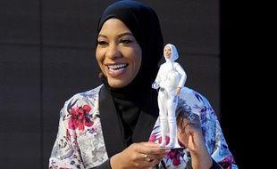 L'escrimeuse Ibtihaj Muhammad a servi de modèle à une nouvelle poupée Barbie