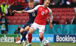 Eriksen s'est effondré la 43e minute de Danemark-Finlande et a été transporté à l'hôpital.