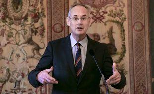 Stephane Bouillon, préfet de la region PACA. (Archives)