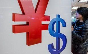 """La Chine a rejeté mercredi les accusations américaines sur une sous-évaluation du yuan, réitérant sa position selon laquelle le taux de change du yuan est """"proche de l'équilibre""""."""