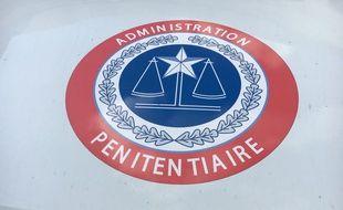 Véhicule de l'administration pénitentiaire