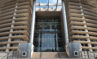 Le siège du conseil départemental du Var, à Toulon.