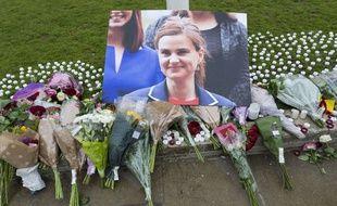 Hommage à la députée Jo Cox, le 17 juin à Londres.