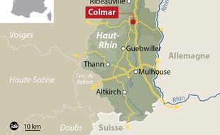 Infographie Colmar.