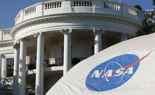 Le siège de la Nasa à Washington.