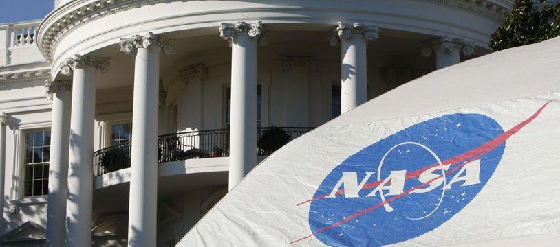 Le siège de la Nasa, agence spatiale américaine à Washington.