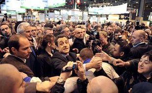 C'est sans doute la phrase que tout un chacun retiendra du mandat de Nicolas Sarkozy: le «Casse-toi pauv'con» lancé à un badaud au Salon de l'agriculture le 23 février 2008.