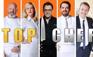 Affiche Top Chef 2019, Saison 10