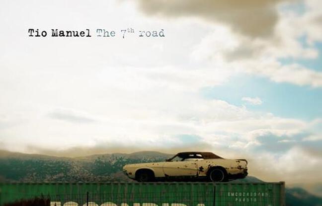 Jaquette de l'album de Tio Manuel, The 7th Road