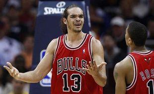 Le pivot des Bulls, Joakim Noah, le 17 avril 2010