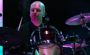 Le batteur de Radiohead, Phil Selway