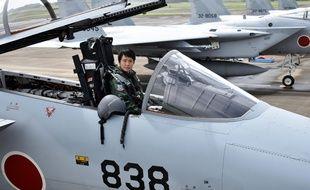Misa Matsushima est la première femme à devenir pilote de chasse au Japon.