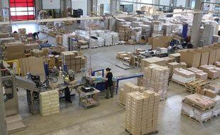 Entrepotà Beauvais dusite Sarenza.com, ETM de 100 salariés qui realisait en 201180 millions d'euros de chiffre d'affaires soit 4 fois plus qu'en 2008.