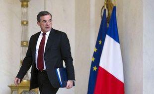 Le secrétaire d'Etat aux Transports, Thierry Mariani, le 26 janvier 2011 à Paris.
