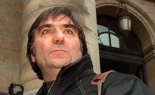 L'historien Jean-Luc Einaudi le 5 février 1999 au tribunal de grande instance de Paris.