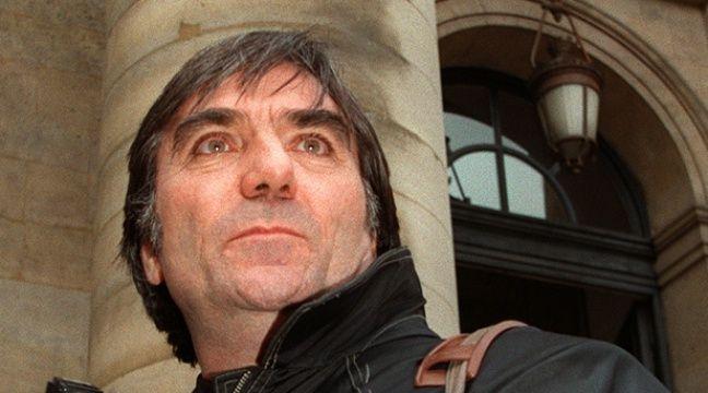 L'historien Jean-Luc Einaudi le 5 février 1999 au tribunal de grande instance de Paris. – PIERRE VERDY / AFP