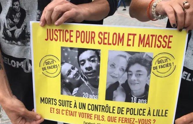 Lille: Deux ans après la mort accidentelle de deux jeunes hommes, les familles demandent une reconstitution