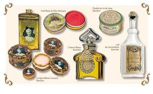 Les produits de beauté cultes en 1914.