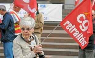 Pierrette, 73ans: «Chauffage, gaz, tout augmente plus vite que les retraites.»
