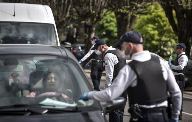 Coronavirus dans le Var: Une mamie rebelle refuse le confinement et insulte les policiers
