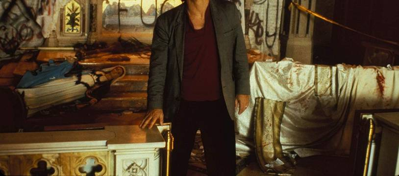 Harvey Keitel dans Bad Lieutenant d'Abel Ferrara