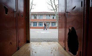 L'état de délabrement de certaines écoles est connue depuis des années