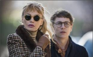Arielle Dombasle dans le film Valentin, Valentin