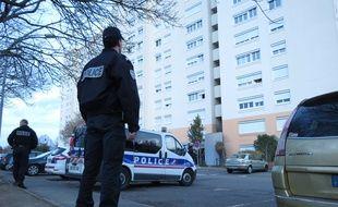 L'opération a eu lieu quartier Nantes nord (illustration)