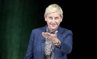 L'humoriste et présentatrice Ellen DeGeneres