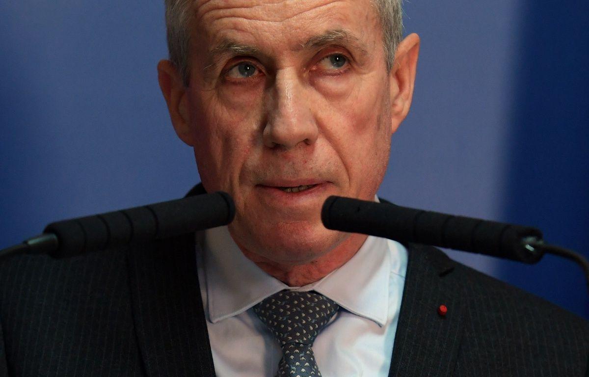 Le procureur de la République de Paris François Molins – CHRISTOPHE ARCHAMBAULT / AFP