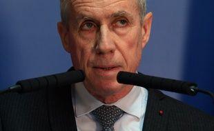 Le procureur de la République de Paris François Molins