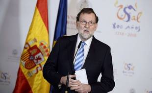 Le Premier ministre espagnol Mariano Rajoy sera  en visite en Catalogne pour la première fois depuis la mise sous tutelle, le dimanche 12 novembre 2017.