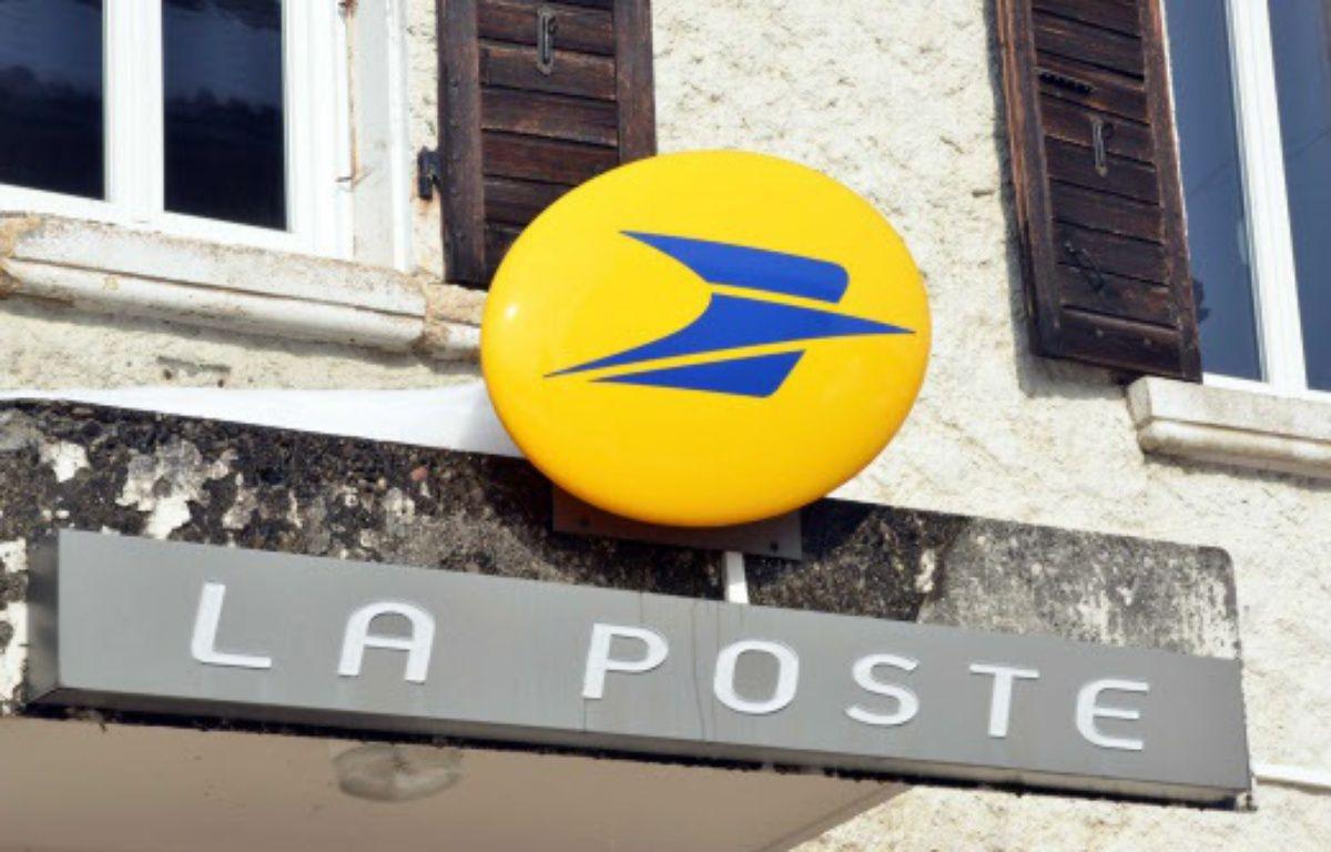 Le logo de La Poste – ALLILI MOURAD/SIPA