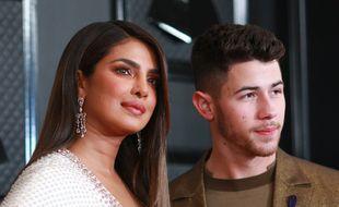 Les époux Priyanka Chopra et Nick Jonas, qui ont annoncé les nommés aux Oscars