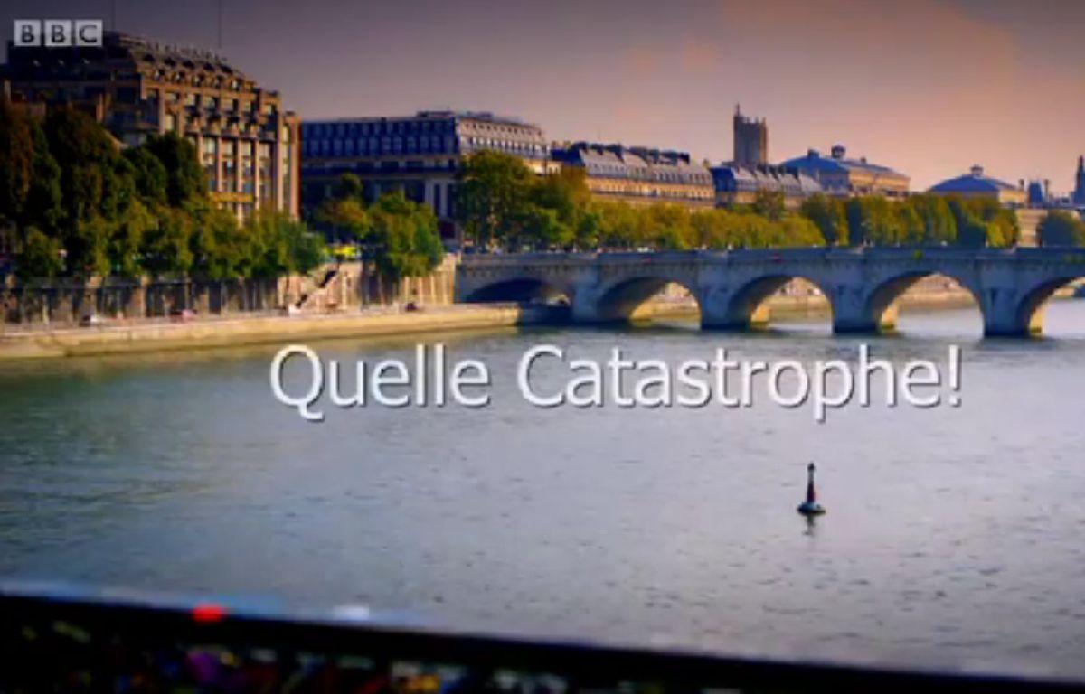 «Quelle catastrophe»: Le documentaire de la BBC qui fait mal à la France – montage photo
